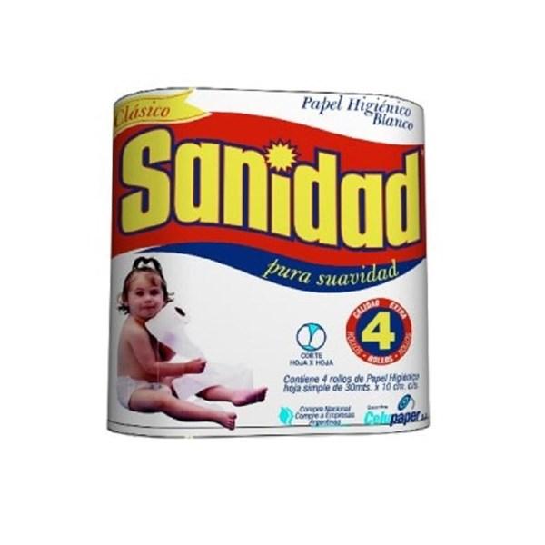 PH SANIDAD x 4 X 30 MS