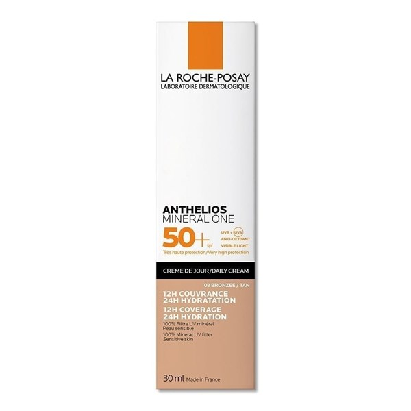 Laroche Anthel Mineral One F50 + Tono 3