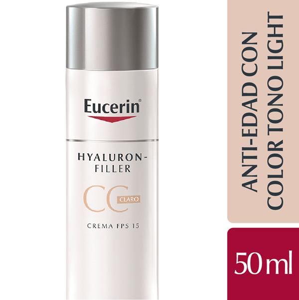 Eucerin Hyaluron-filler Cc Cream Tono Light #1