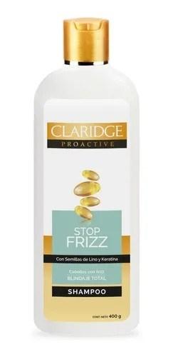 Claridge Shampoo Stop Frizz 400g