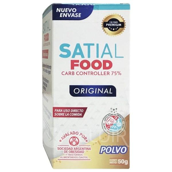 Satial Food Suplemento Dietario x50g