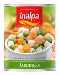 JARDINERA INALPA x 850 G
