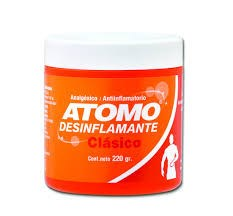 ATOMO DESINFLAMANTE CLASICO pote x 220 g