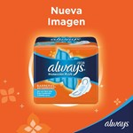Toallitas Higienicas Always Basica Plus Seca C/Alas X 8 Unidades  #3