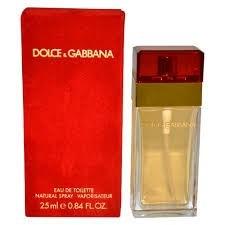 Perfume Dolce & Gabbana For Women EDT 25ml