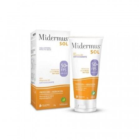 Midermus Sol FPS50 Emulsion 70 gr