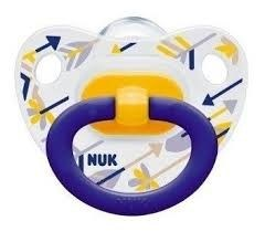Nuk Chupete Happy Kids Nene 0-6M