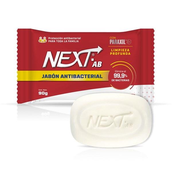 Next Jabón Antibacterial x3 Piezas De 90g x 3 unidades