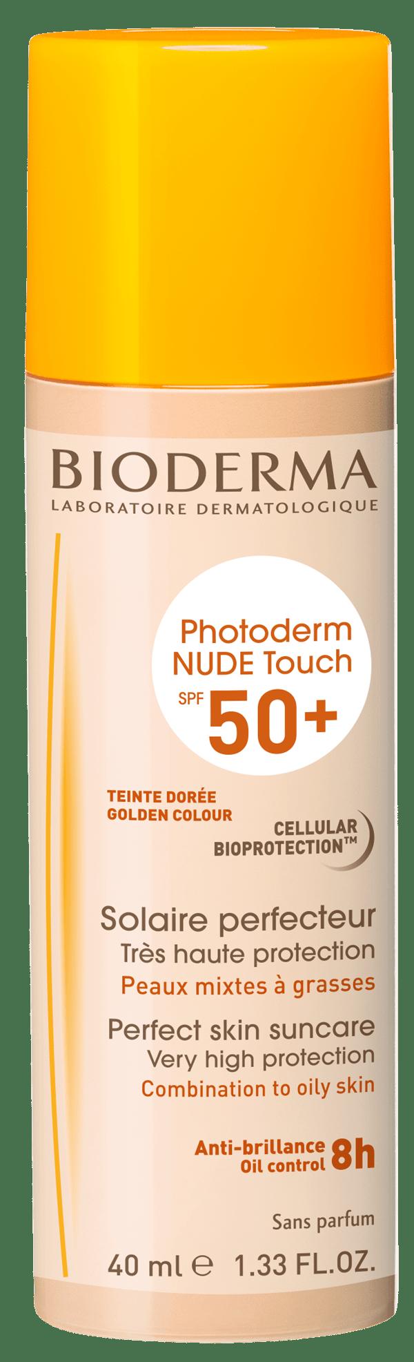 Photoderm Nude Touch Dorado X 40 Ml