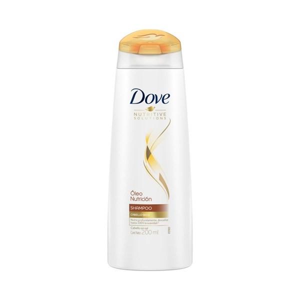 Dove Shampoo Oleo Nutrición 200ml