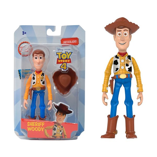 Muñeco Woody Disney Toy Story 4