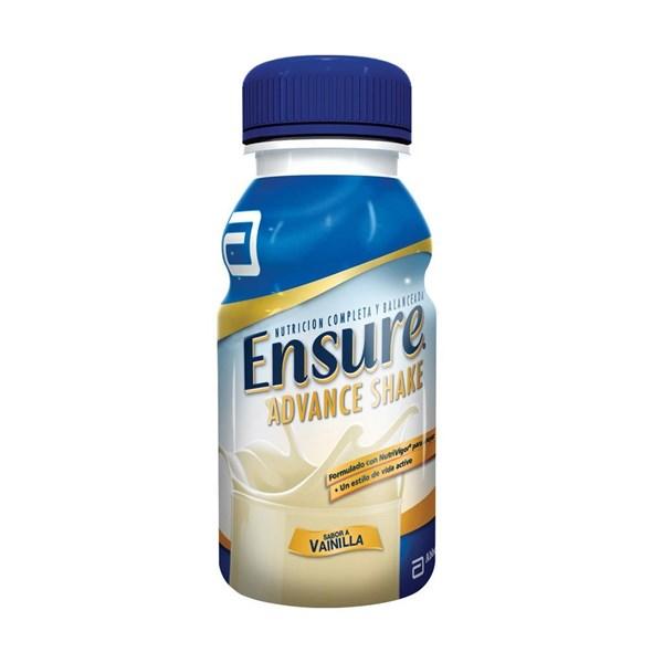 Ensure Nutrición Adultos Advance Shake Vainilla x237ml