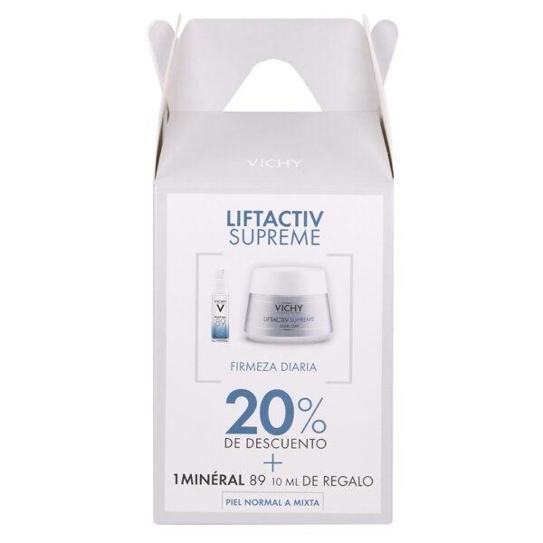 Bom Vichy Liftactiv Supreme Pnm + Mineral 89 x 10 ml de Regalo #1