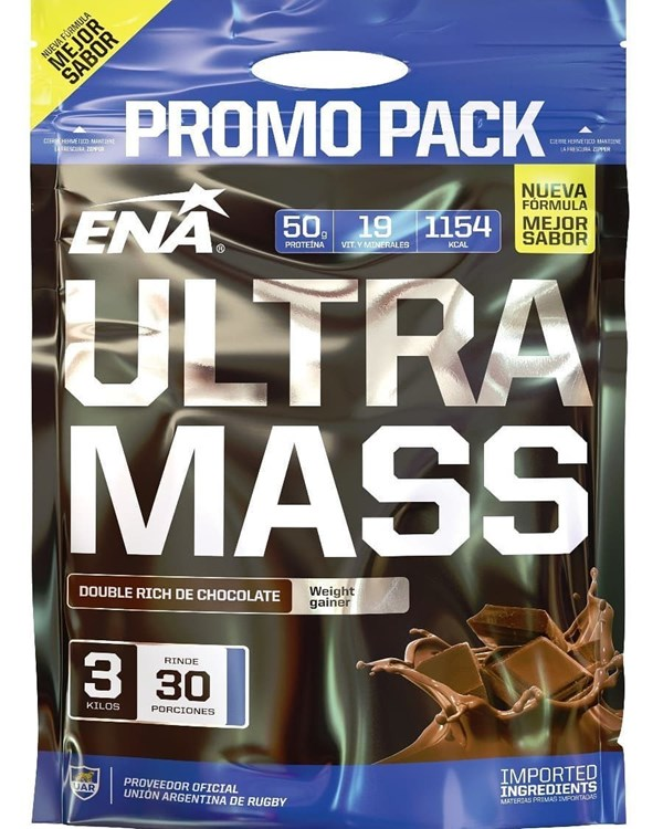 Ultra Mass Chocolate 3000gr