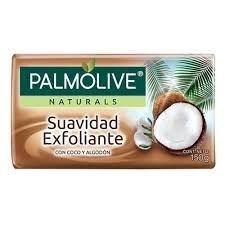 Jabon Palmolive Suavidad Exf Coco Y Algodon