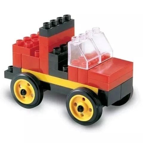 Blocky Vehículos 2 100 Piezas alt