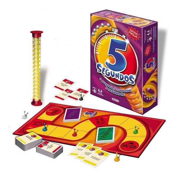 5 Segundos Popular Juegos ToyCo