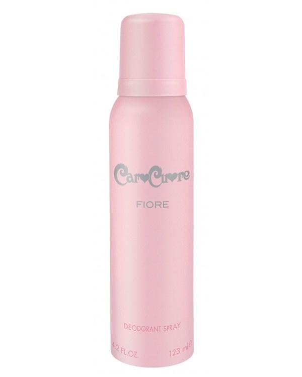 Caro Cuore Fiore Desodorante Spray 123ml