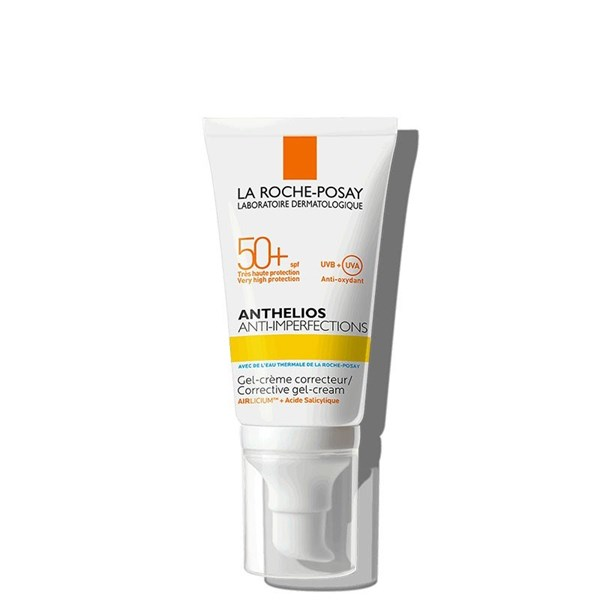 Anthelios Fotoprotector Med Anti-Imperfecciones 50+ 50ml #1