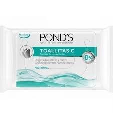 Ponds Toallitas Húmedas Original x25