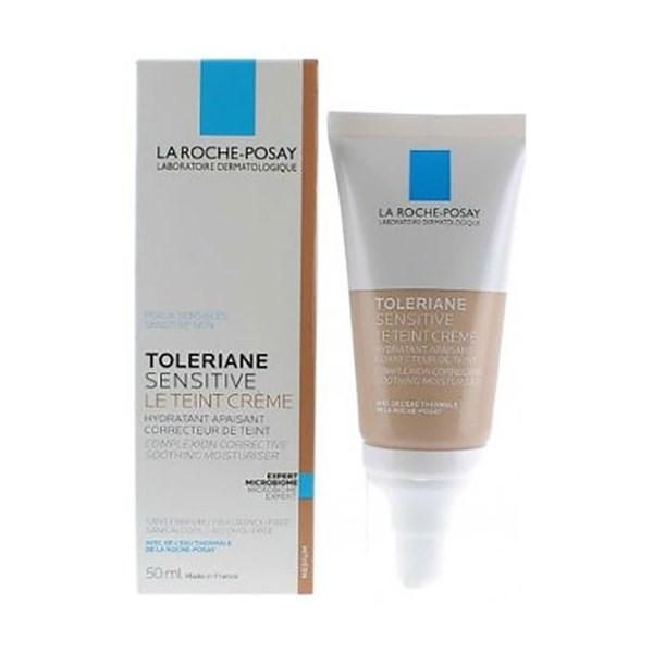 Hidratante Facial La Roche-Posay Toleriane Sensitive Unifiant Medium x50ml
