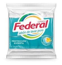 JABON GRAN FEDERAL EN PAN x 2 X 150 GRS