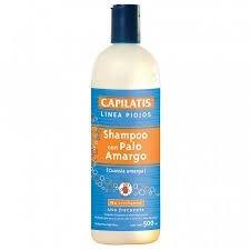 Capilatis Shampoo Evita Piojos Con Palo Amargo x500ml