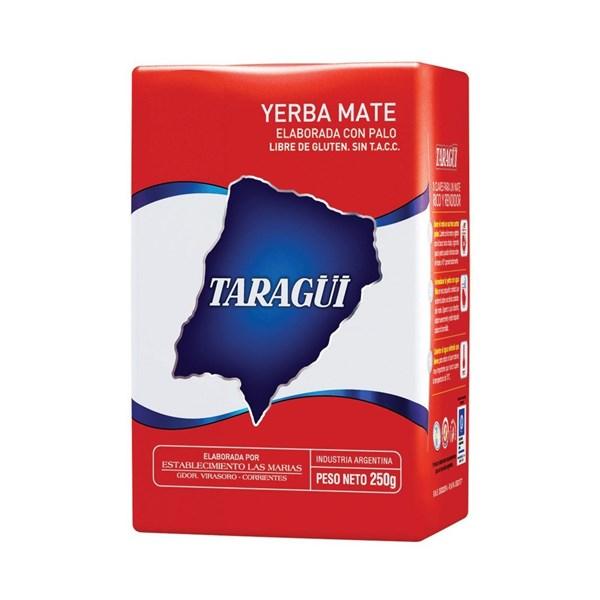 YERBA TARAGUI C/PALO x 250 GRS