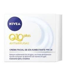 Nivea Visage Crema Facial Q10 Plus Día FPS 20 x50ml