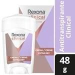 Rexona Women Antitranspirante Clinical Extra Dry 48gr #1