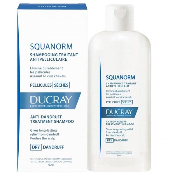 Ducray Squanorm Shampoo Tratante Anticaspa