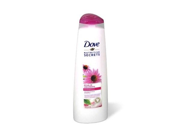 DOVE Shampoo RITUAL DE CRECIMIENTO x 400 ml #1