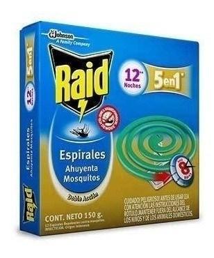 ESPIRALES RAID x 4 U