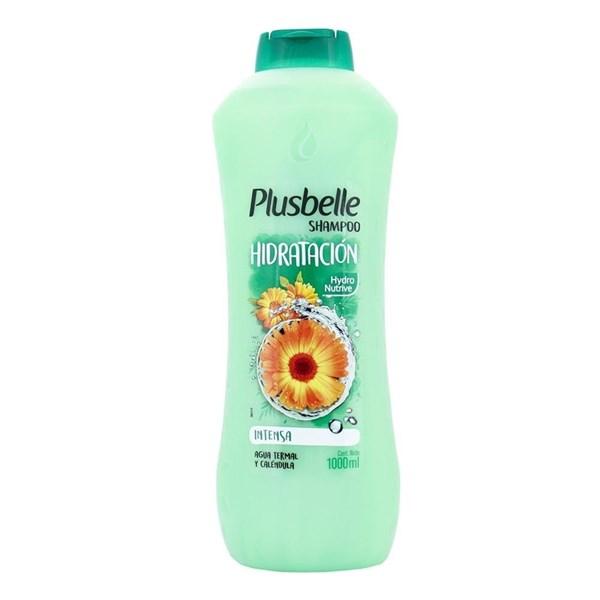 Plusbelle Shampoo Hidratación Intensa 1 Lt