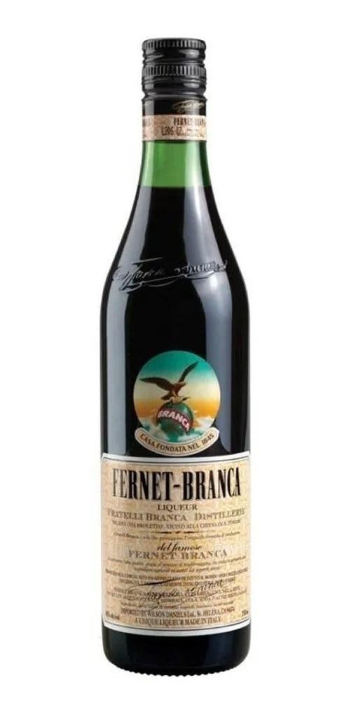 FERNET BRANCA x 750 CC