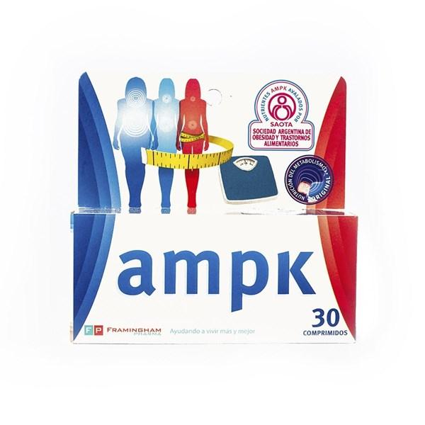 Suplemento AMPK 30 Cápsulas