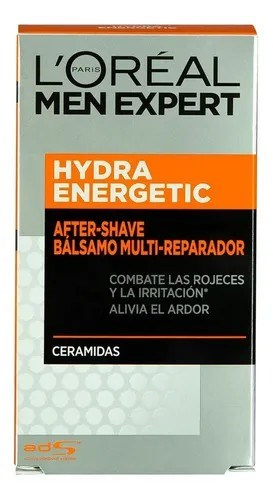 L'Oreal Men Expert Bálsamo After Shave Hydra Energetic 100ml