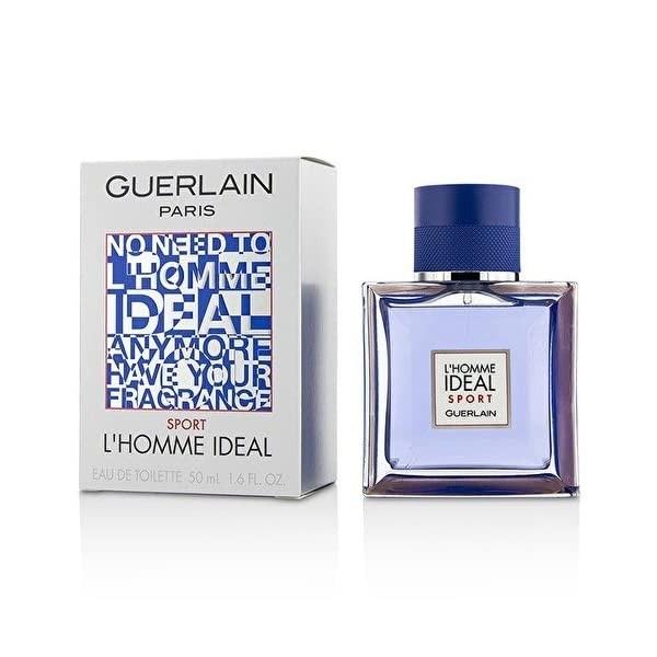 Perfume Guerlain L'Homme Ideal Sport EDT 50ml