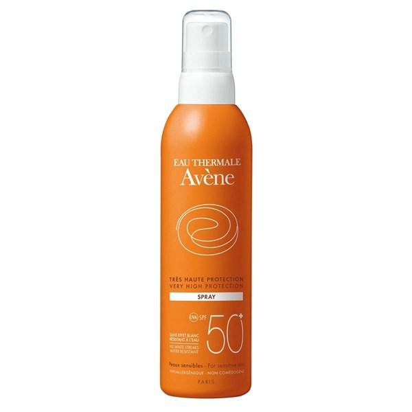 Avene Spray Sfp 50+ Gama Naranja 200ml