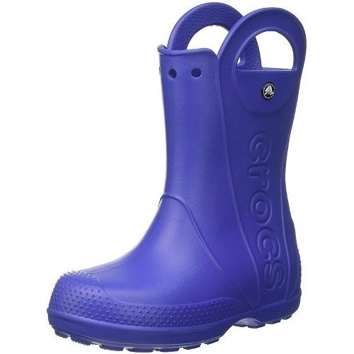 Crocs Handle It Rain Boot Kids- Azul 28-29