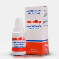 Muelita Aminobenzoato de Estilo 5%