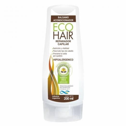 Eco Hair Reparador Capilar Bálsamo Acondicionador 200ml