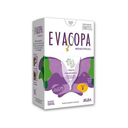 EVA COPA MENSTRUAL TALLE 3