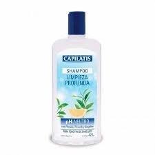 Capilatis Shampoo Ph Neutro Limpieza Profunda x420ml