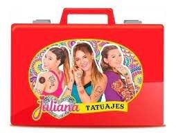 Juliana Valija De Tatuajes Grande