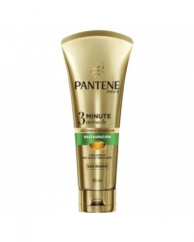 Enjuague Pantene Minute Miracle Restauración x 90 ml PROMO 2X1
