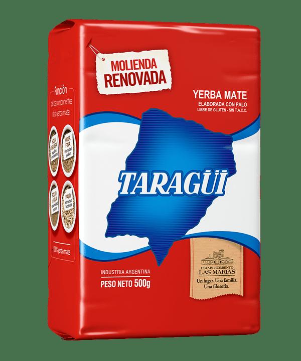 YERBA TARAGUI C/PALO x 500 GRS