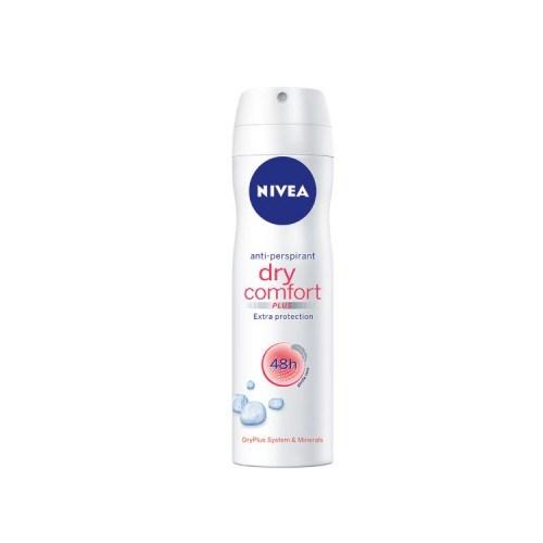 Nivea Antitranspirante Aerosol Dry Comfort 48h 150ml #1