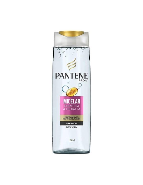 Shampoo Micellar Pantene  x 200 ml