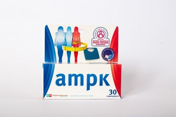 Ampk X 30 Comprimidos
